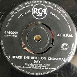 Harry Belafonte - I Heard The Bells On Christmas Day L'album des